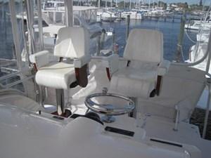 Reel Friends 10 helm seats