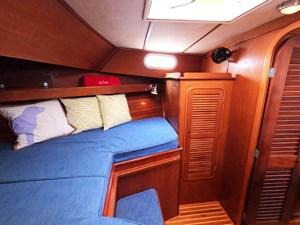ATLAS 10 Owners cabin starboard