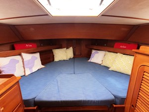 ATLAS 11 Owners cabin with filler