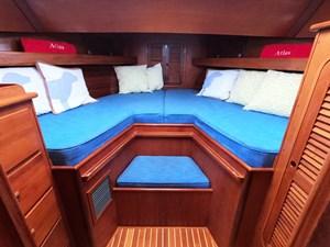 ATLAS 8 Owners cabin