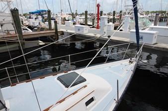 36' Hunter Marine 1981 6 36' Hunter Marine 1981 1981 HUNTER  Cruising Yacht Yacht MLS #273054 6