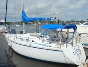 DAFFY 2 DAFFY 1986 HUNTER  Cruising Sailboat Yacht MLS #273055 2
