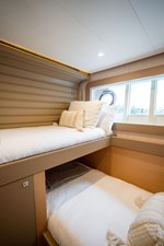 Living Life 3 32 2014 80' Ferretti F800 - Living Life 3 - Starboard Guest Stateroom