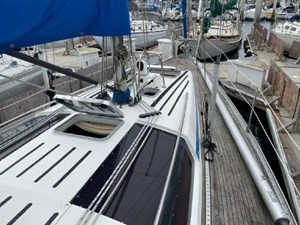 Ala 5 Ala 1992 NAUTOR'S SWAN 36-2 Cruising Sailboat Yacht MLS #273110 5