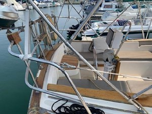 VALKYRIE 2 VALKYRIE 1985 ISLAND PACKET YACHTS 31 Cruising Sailboat Yacht MLS #273112 2