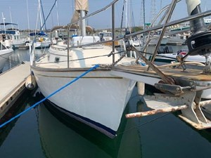 VALKYRIE 6 VALKYRIE 1985 ISLAND PACKET YACHTS 31 Cruising Sailboat Yacht MLS #273112 6