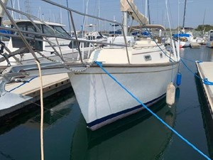 VALKYRIE 7 VALKYRIE 1985 ISLAND PACKET YACHTS 31 Cruising Sailboat Yacht MLS #273112 7