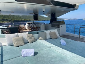 YES 6 YES 2014 CANTIERE DELLE MARCHE NAUTA AIR 86 Motor Yacht Yacht MLS #273118 6