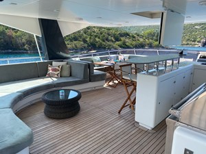 YES 2 YES 2014 CANTIERE DELLE MARCHE NAUTA AIR 86 Motor Yacht Yacht MLS #273118 2