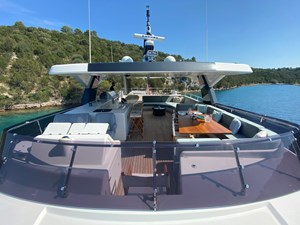 YES 1 YES 2014 CANTIERE DELLE MARCHE NAUTA AIR 86 Motor Yacht Yacht MLS #273118 1