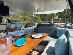 YES 7 YES 2014 CANTIERE DELLE MARCHE NAUTA AIR 86 Motor Yacht Yacht MLS #273118 7