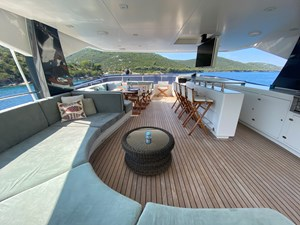 YES 5 YES 2014 CANTIERE DELLE MARCHE NAUTA AIR 86 Motor Yacht Yacht MLS #273118 5