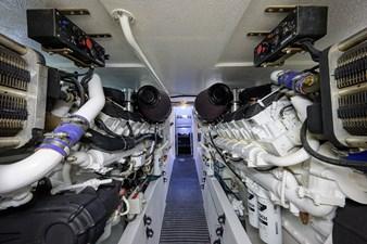 CHIEF 31 Engine Room
