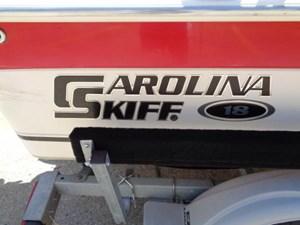 Carolina Skiff JVX 18 SC 1 2