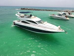 Sunseeker Manhattan 56 2003 2 Sunseeker Manhattan 56 2003 2003 SUNSEEKER  Motor Yacht Yacht MLS #273128 2