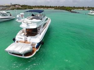 Sunseeker Manhattan 56 2003 7 Sunseeker Manhattan 56 2003 2003 SUNSEEKER  Motor Yacht Yacht MLS #273128 7