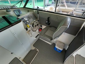 97 Bayliner 2859 Ciera Express NLIR 16 GOPR7828