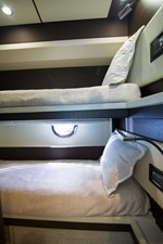 Lady M 31 Port Guest Stateroom