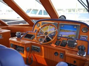 TRAVELER 4 Helm, Inboard