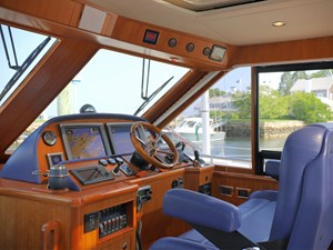 TRAVELER 5 Helm, Outboard