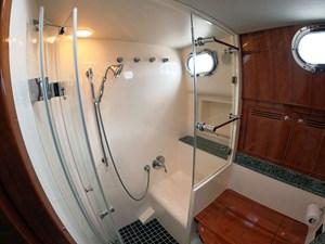 TRAVELER 18 Owner's Shower