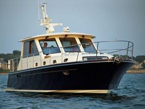 TRAVELER 24 Starboard Bow