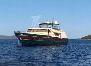 Azzurro 64 2017 1 Azzurro 64 2017 2017 AZZURRO  Motor Yacht Yacht MLS #273154 1