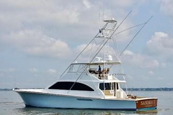 Sandra C 5 Sandra C 2005 OCEAN YACHTS  Sport Fisherman Yacht MLS #273160 5