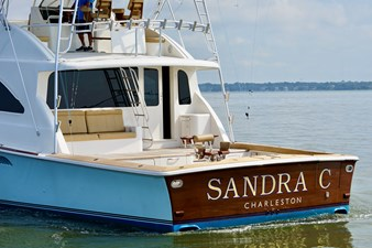 Sandra C 6 Sandra C 2005 OCEAN YACHTS  Sport Fisherman Yacht MLS #273160 6