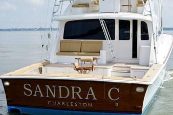 Sandra C 7 Sandra C 2005 OCEAN YACHTS  Sport Fisherman Yacht MLS #273160 7