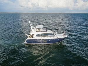 Gratitude 1 Gratitude 2008 FERRETTI YACHTS 630 Motor Yacht Yacht MLS #273163 1
