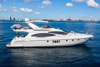Forever 1 Forever 2005 AZIMUT YACHTS 68 Plus  Motor Yacht Yacht MLS #273166 1