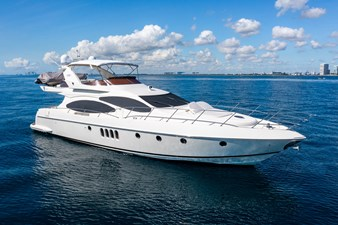 Forever 2 Forever 2005 AZIMUT YACHTS 68 Plus  Motor Yacht Yacht MLS #273166 2