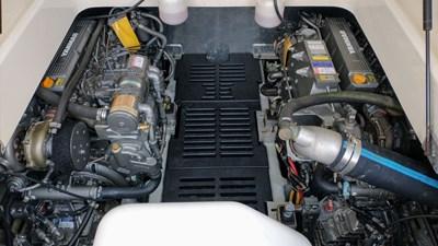 Adelita 8 1008 ADELITA Engine Compartment
