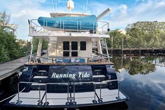 Running Tide 1 Running Tide 2016 MARLOW 49E Motor Yacht Yacht MLS #273188 1