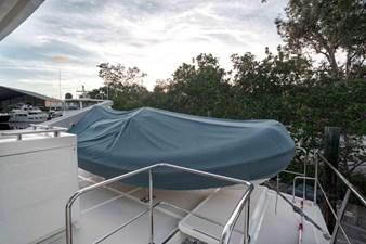 Running Tide 33 Boat Deck