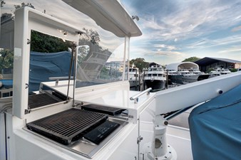 Running Tide 35 Wolf Grill