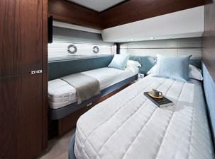 Princess S66 6 s66-interior-starboard-guest-cabin-walnut-satin
