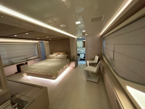Custom Line 108 5 Master Cabin