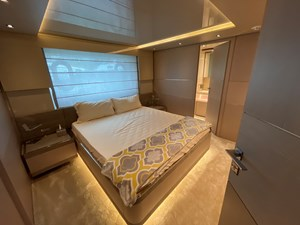 Custom Line 108 10 Stbd VIP Cabin