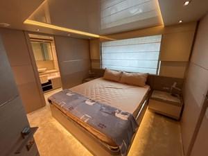 Custom Line 108 11 Port VIP Cabin