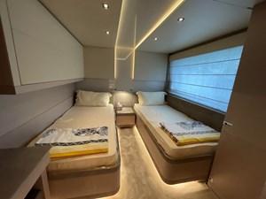 Custom Line 108 14 Stbd Guest Cabin