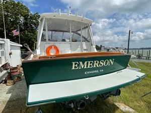 Emerson 10 10- stern