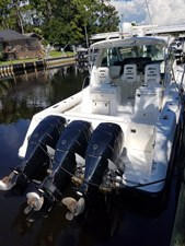 No Name 1 No Name 2008 BOSTON WHALER  345 Conquest Boats Yacht MLS #273244 1