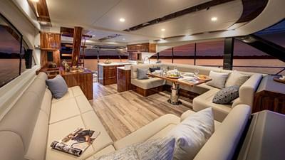 57 enclosed bridge 6 Riviera-57-Enclosed-Flybridge-Saloon-01-Gloss-Walnut-Timber-Finish