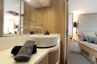 ARMONEE 18 VIP Bathroom