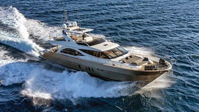 ARMONEE 23 At sea