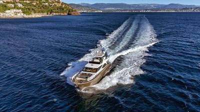 ARMONEE 24 At sea