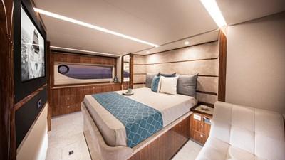 64 sports motor yacht 6 Riviera-64-Sports-Motor-Yacht-Master-Stateroom-01-R