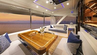 64 sports motor yacht 7 Riviera-64-Sports-Motor-Yacht-Mezzanine-01-1